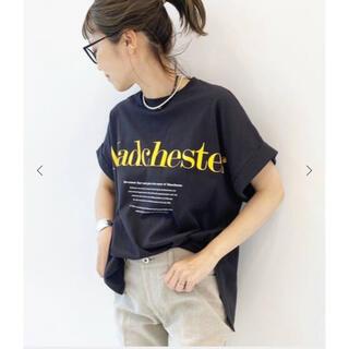 Plage - ジェーンスミス SP MADCHESTER PRINT Tシャツ