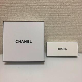 CHANEL - シャネル 空箱