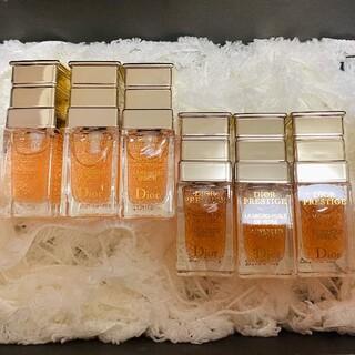 クリスチャンディオール(Christian Dior)の最新版 プレステージ マイクロ ユイルドローズ セラム ディオール 30ml(美容液)
