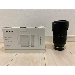 TAMRON - 【高級フィルター付き】TAMRON 70-180mm F/2.8