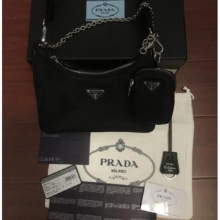 PRADA - プラダPRADA ナイロン ショルダーバッグ