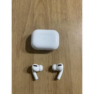 Apple - AirPods PRO A2190 A2083 A2084 イヤホン (B7