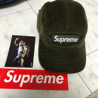 Supreme - Supreme コーデュロイキャップ (21SS)