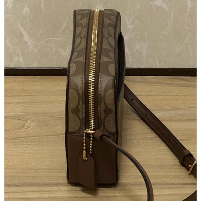COACH(コーチ)のお値下げしました coachレザーショルダーバッグ(アウトレット) レディースのバッグ(ショルダーバッグ)の商品写真