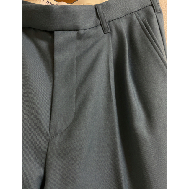 DAIRIKU ティーンブルー スラックス 20aw メンズのパンツ(スラックス)の商品写真