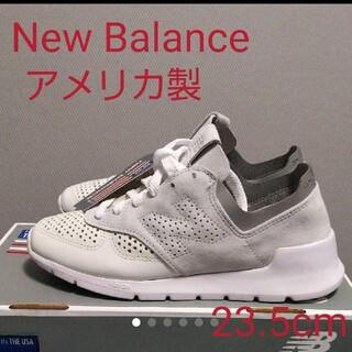 New Balance - 新品21780円☆アメリカ製ニューバランス NewBalance 23.5cm
