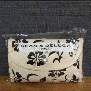 ディーンアンドデルーカ(DEAN & DELUCA)のディーン&デルーカ☆ハイビスカス柄☆エコバッグ(エコバッグ)