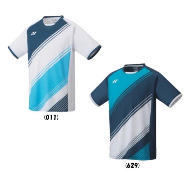 YONEX(ヨネックス)の10395 ヨネックス  バドミントン ゲームシャツ 新品未使用 011 スポーツ/アウトドアのスポーツ/アウトドア その他(バドミントン)の商品写真