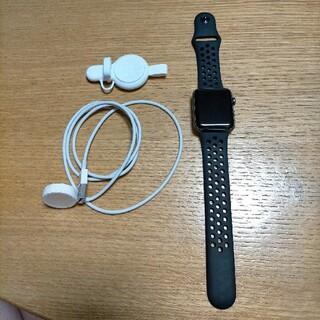 Apple Watch - Apple WATCH series3 NIKE 42mm aluminum