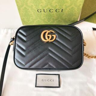 Gucci - 大人気!GUCCI グッチ GGマーモント ショルダーバッグ ミニ