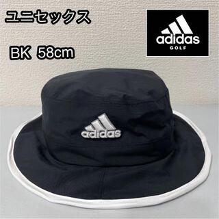 adidas - 新品/アディダスゴルフ/男女兼用/バスケットハット/レインハット/帽子