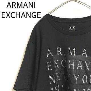 アルマーニエクスチェンジ(ARMANI EXCHANGE)の【ARMANI EXCHANGE】アルマーニエクスチェンジ Tシャツ ロゴ(Tシャツ/カットソー(半袖/袖なし))
