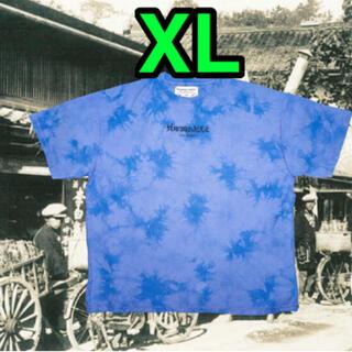 hangoverz Tシャツ 二日酔製作所 XL タイダイ ブルー コムドット