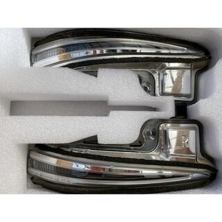 トヨタ - アルファード30系前期 純正ドアミラーウインカー、リフレクター