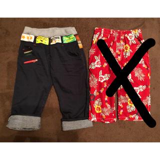 子供 パンツ tシャツ 140〜150 男の子 2点セット(パンツ/スパッツ)