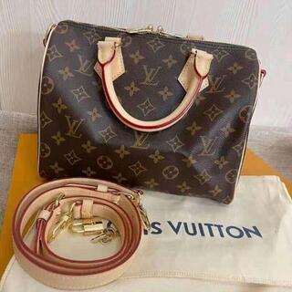 LOUIS VUITTON - Louis Vuitton ルイヴィトン スピーディ・バンドリエール
