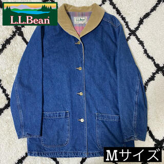 L.L.Bean - 【USA製】L.L Bean エルエルビーン Mサイズ デニムジャケット