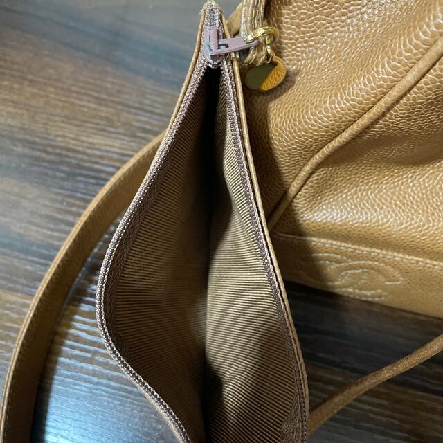 CHANEL(シャネル)のCHANEL バッグ 巾着 ビンテージシャネル レディースのバッグ(ショルダーバッグ)の商品写真