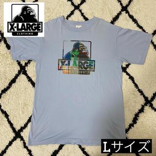 XLARGE - 【人気商品】XLARGE エクストララージ Lサイズ ロゴプリントTシャツ