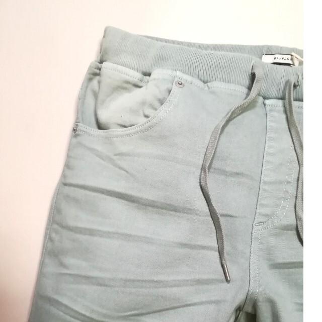 BAYFLOW(ベイフロー)の新品 BAY FLOW  ベイフロー ストレッチジョガーデニム メンズのパンツ(デニム/ジーンズ)の商品写真