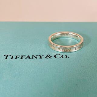 Tiffany & Co. - ティファニー 1837 シルバーリング