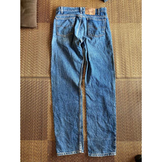 Levi's(リーバイス)の90s Levi''s リーバイス 505 w32 ラモーンズ  メンズのパンツ(デニム/ジーンズ)の商品写真