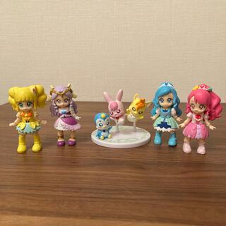 プリキュア 人形セット