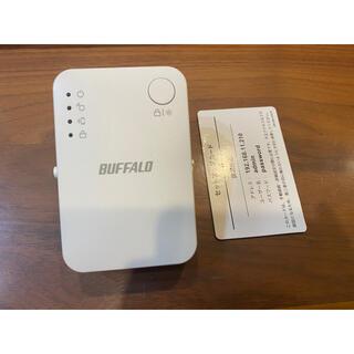 Buffalo - BUFFALO WEX-1166DHPS 無線LAN 中継器