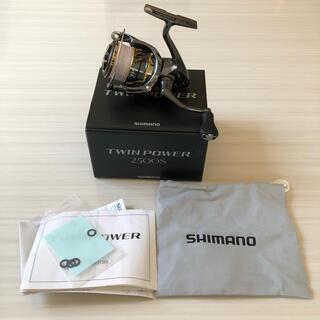 SHIMANO -  20ツインパワー2500S シマノ TWIN POWER 中古美品