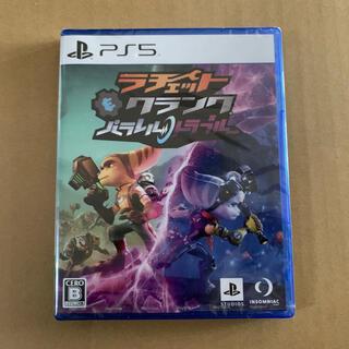 PlayStation - PS5「ラチェット&クランク パラレル・トラブル」