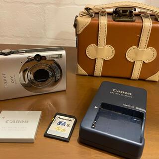 キヤノン(Canon)の【動作確認済】キャノン IXY 20is(コンパクトデジタルカメラ)