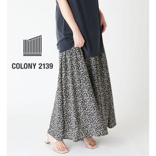 STYLE DELI - 新品★COLONY 2139 花柄スカート