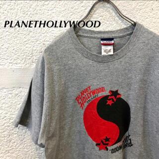 carhartt - PLANETHOLLYWOOD プラネットハリウッドTシャツ ハードロックカフェ