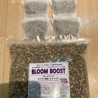 プルメリア 無臭有機肥料 BLOOM BOOST 4パック