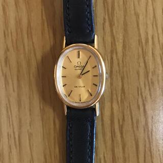 オメガ(OMEGA)のオメガ デビル クォーツ ジャンク品(腕時計)