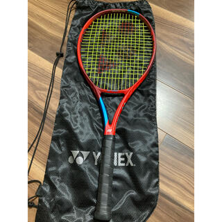 YONEX - 美品 VCORE100 YONEX ヨネックス テニスラケット G2 国内正規品