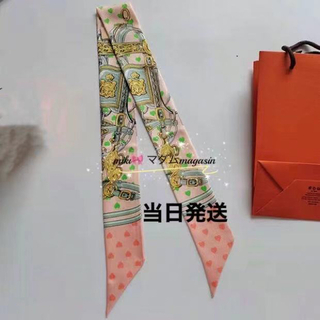 当日発送 シルクツイリー 人気(バンダナ/スカーフ)