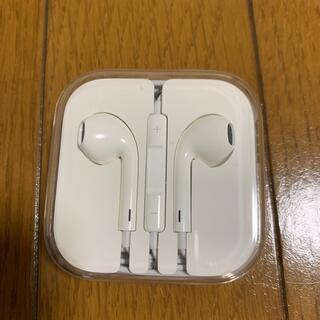 Apple - iPhone純正イヤホンアップル