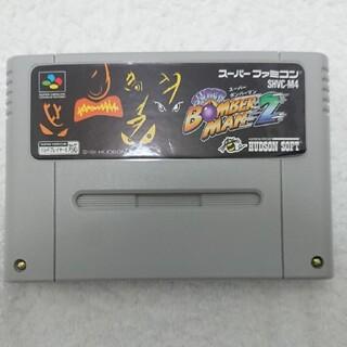 スーパーファミコン(スーパーファミコン)のスーパーボンバーマン2(家庭用ゲームソフト)