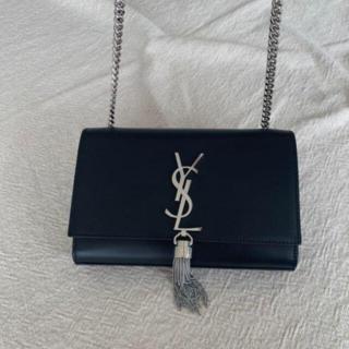 Yves Saint Laurent Beaute - Saint Laurent サンローラン ケイト ショルダーバッグ ブラック