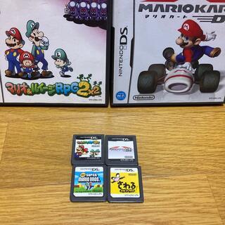 任天堂 - DS マリオシリーズ セット売り