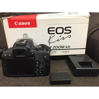 Canon - キヤノン EOS KISS X9i デジタル一眼カメラ ボディ#100118