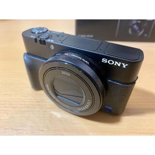 SONY - SONY RX100IV(DSC-RX100M4) +新品バッテリー