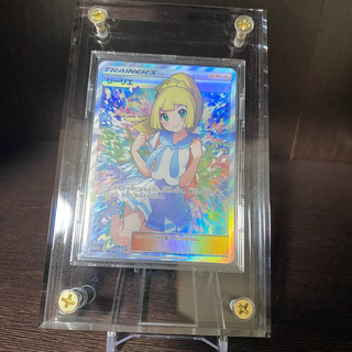 ポケモン - 【極美品】がんばリーリエ sr