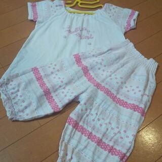 Combi mini - コンビミニ 半袖パジャマ 100 腹巻タイプ