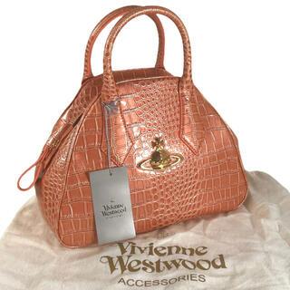 Vivienne Westwood - ✨新品✨ クロコ 型押し オーブ Vivienne Westwoodハンドバッグ