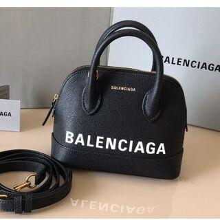 Balenciaga - BALENCIAGA VILLE トップハンドル バッグ