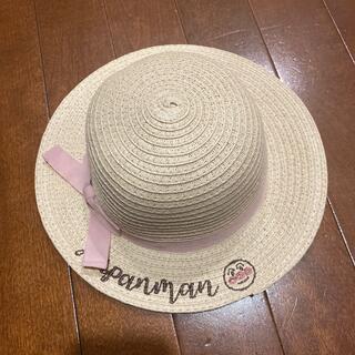 バンダイ(BANDAI)のアンパンマン 麦わら帽子(帽子)