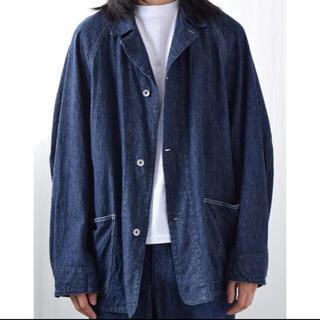 COMOLI - 新品未使用21AW COMOLIデニムワークジャケット サイズ1