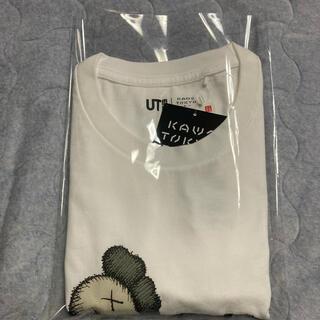 UNIQLO - UNIQLO×kaws ユニクロ カウズ tシャツ